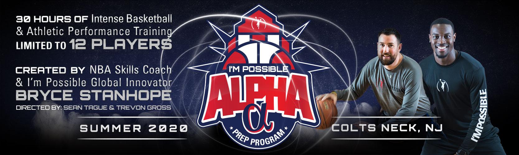 Alpha Prep - Summer 2020